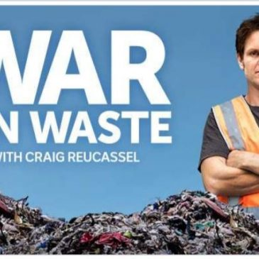 War on Waste – Replas, a Roaring Success client on TV