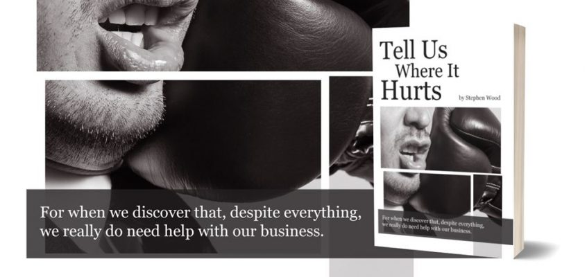 Tell Us Where It Hurts Book Launch