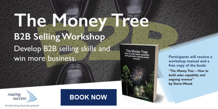 The Money Tree – B2B Selling Workshop – Develop B2B selling skills and win more business